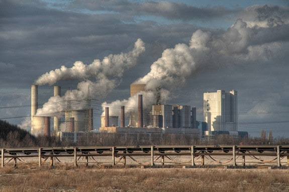 Coal's continued dominance of global industrialization must be made more vivid in climate change accounting