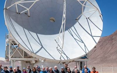 APEX Celebrates Ten Years Exploring the Cold Universe