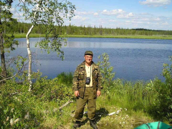 Russians developed ecological method to clean lakes from oil