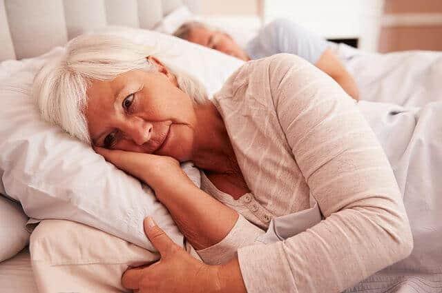 Menopause, sleepless nights may make women age faster