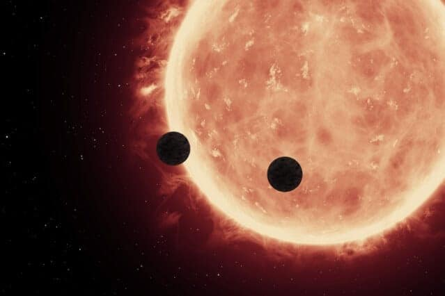 Two potentially habitable planets in nearby system are confirmed to be rocky
