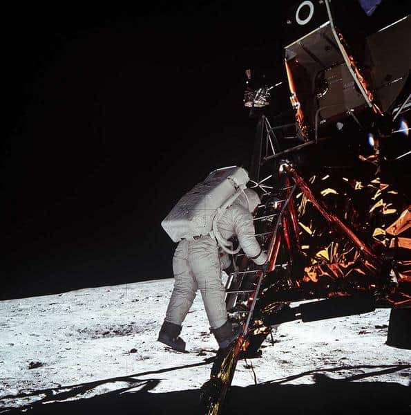 Apollo astronauts experiencing higher rates of cardiovascular-related deaths
