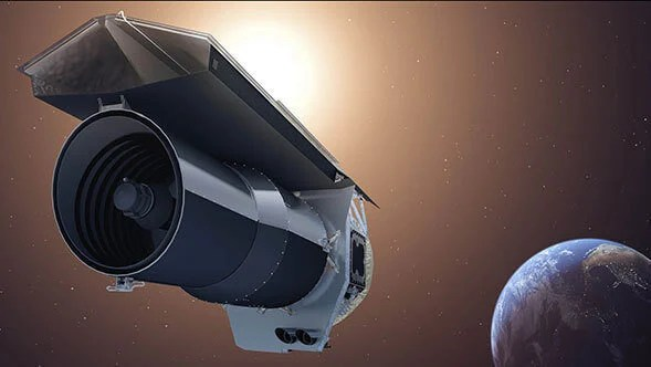 Spitzer Space Telescope Begins 'Beyond' Phase