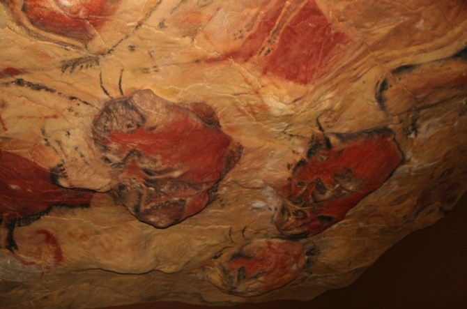 ice age paintings