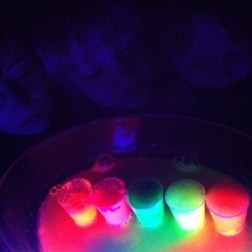Rainbow Explosions