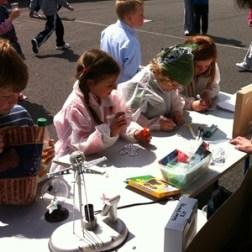 Science Fun in the Sun