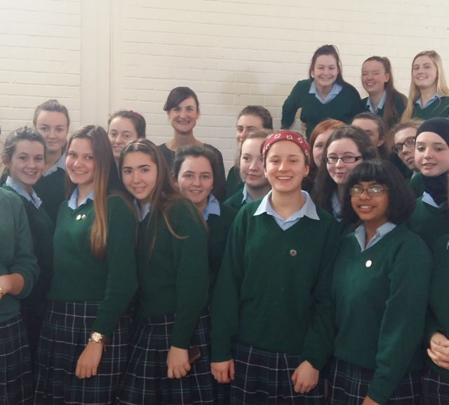 Louise Bernstein Rathdown School ALI