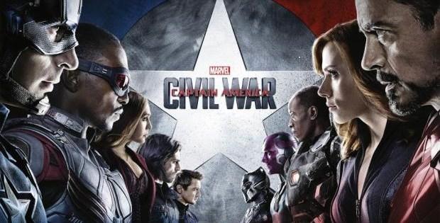 Captain America: Civil War. Credit: Forbidden Planet