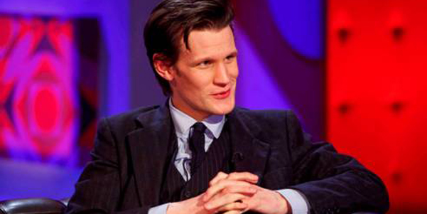 doctor who matt smith ross show WIDE
