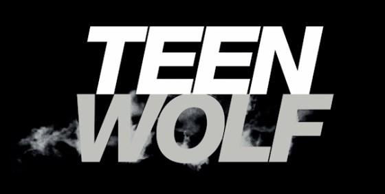 Teen Wolf logo WIDE