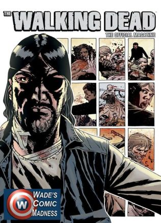 Wade's Comic Madness