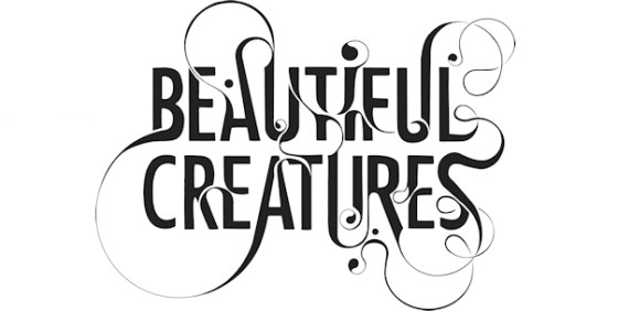 Beautiful Creatures logo wide