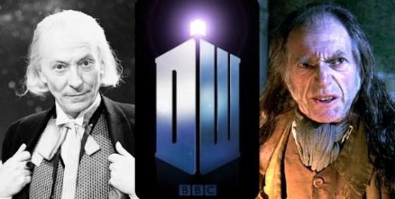 Doctor Who Hartnell Bradley wide