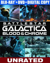 BSG Blood and Chrome DVD