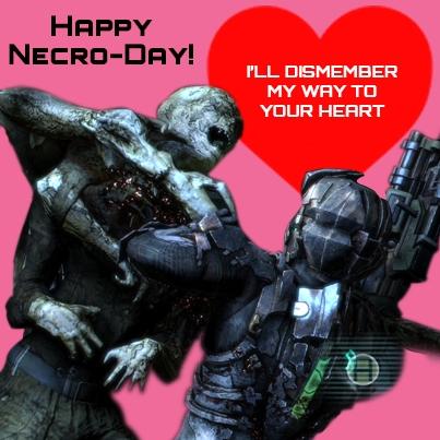 Dead Space 3 valentine