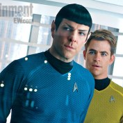 Star Trek ID 100 Spock Kirk