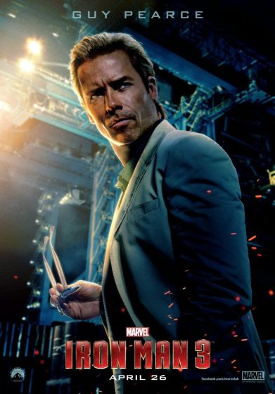 iron man 3 guy pearce