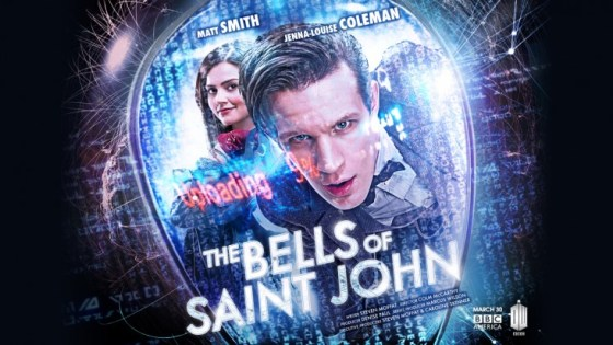 Doctor Who s7 pt2 Bells poster
