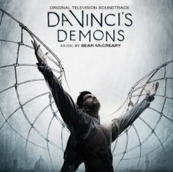 Da Vincis Demons Soundtrack cover