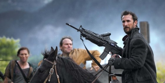 Falling Skies s3 Tom horses wide