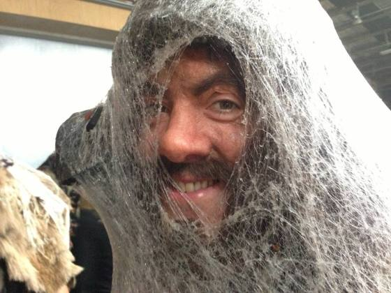 The Hobbit Jackson FB cobwebs pic
