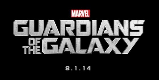 Guardians of the Galaxy new logo wide
