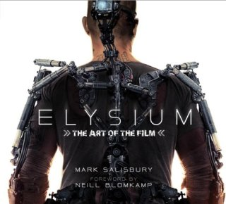 Elysium the art of the film