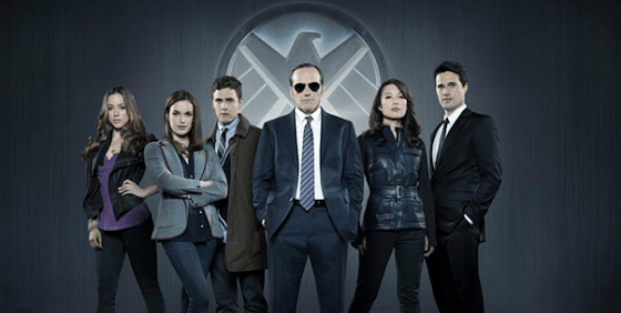 Marvel's Agents of SHIELD Cast wide