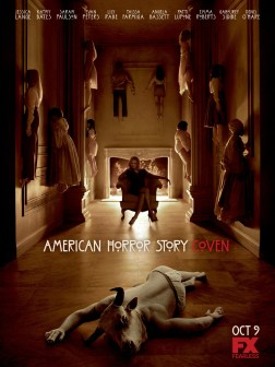 American Horror Story Coven The Supreme poster