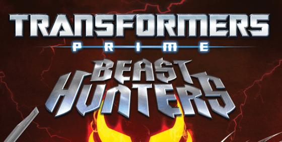 Transformers Prime Beast Hunters wide