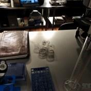 Helix 2013 set visit 0039 Hatake's office