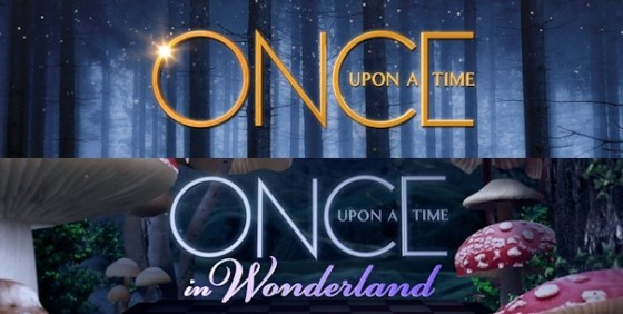 Once Upon a Time Plus Wonderland wide