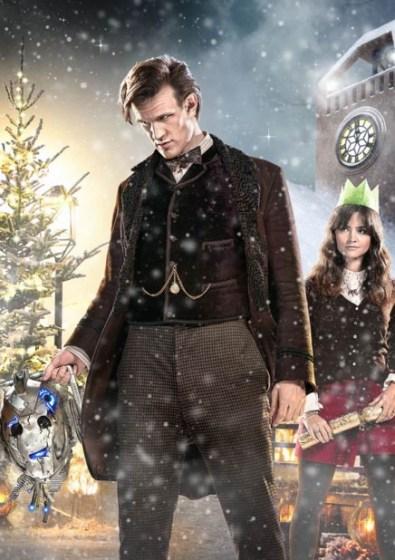 Doctor Who Christmas 2013
