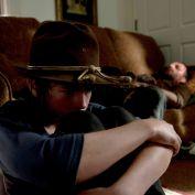 The Walking Dead 409 Carl Rick