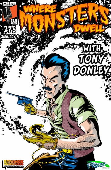 WMD 275 Tony Donley