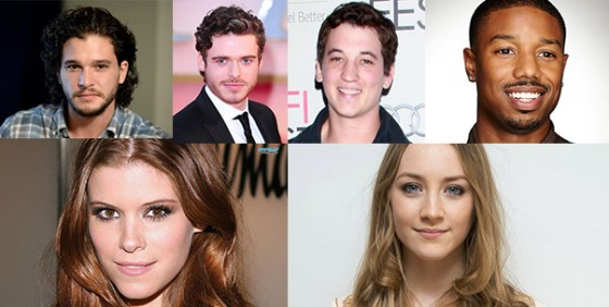 rumored cast fantastic four