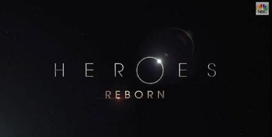 Heroes Reborn logo wide