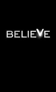 Believe logo vertical