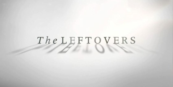 The Leftovers logo wide