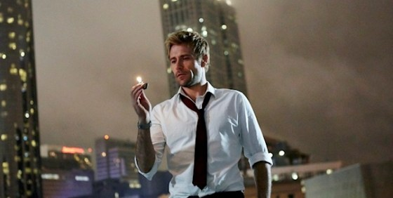 "CONSTANTINE -- ""Pilot"" -- Pictured: (l-r) -- (Photo by: Quantrell Colbert/NBC)"