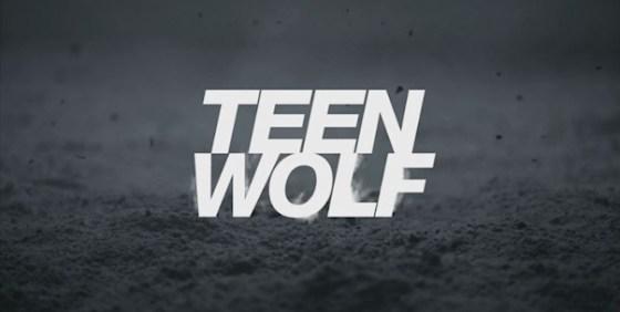 Teen Wolf s4 logo wide