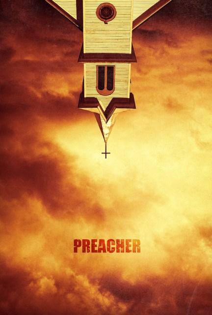 Preacher vertical poster