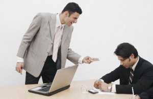 How to Deal with Bullying in the workplace
