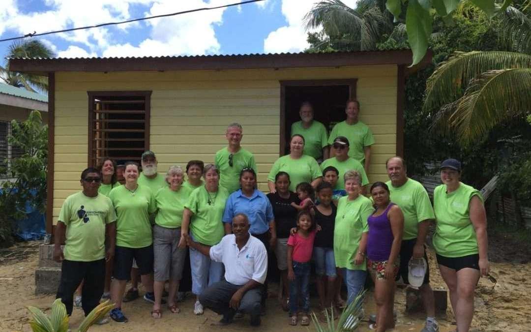 St. John's Belize Immersion Trip