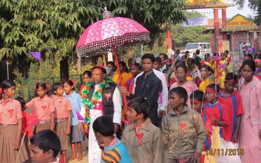 Crusvir rally in Chatra