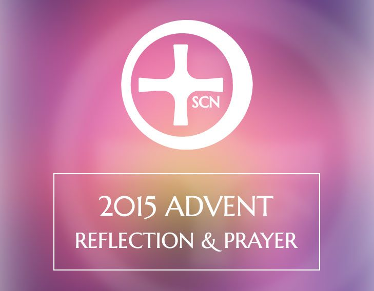 Advent — Sunday, Nov. 29, 2015