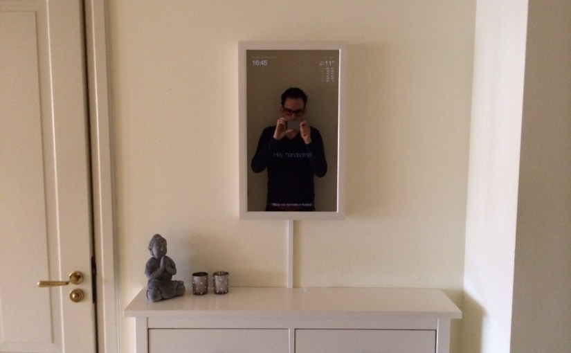 I Need This Mirror in My Life