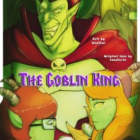 The Goblin King: , Velma Dinkley and Daphne Blake becomes Goblin King's personal fucktoys!