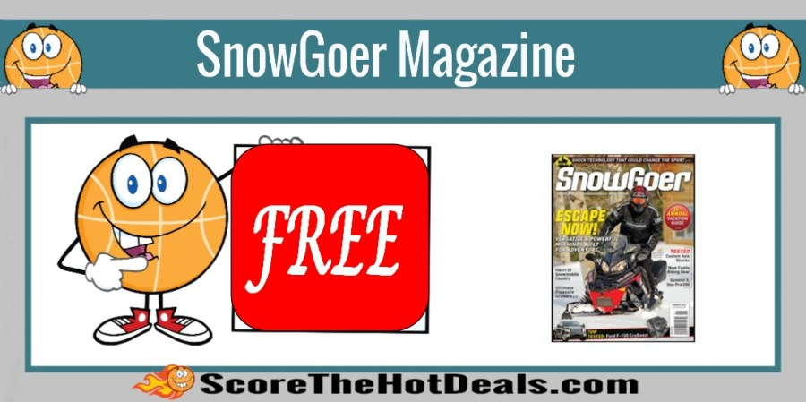SnowGoer Magazine Subscription