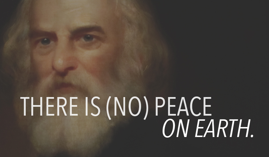 There Is (No) Peace on Earth